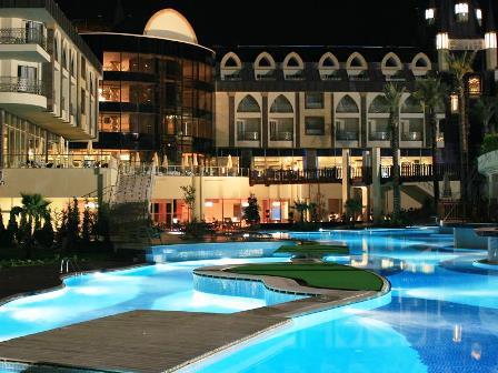 تصویر هتل له شاتو پرستیژ آنتالیا