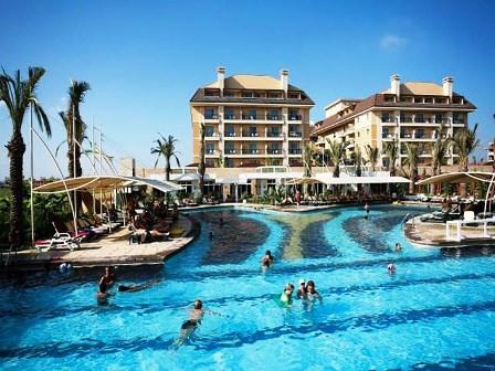 تصویر هتل مجیک سان آنتالیا