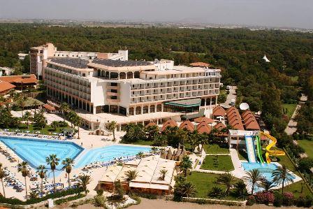 هتل آدورا گلف ریزورت آنتالیا