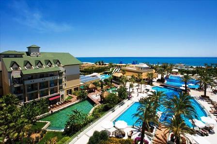 تصویر هتل کریستال آلوادونا آنتالیا
