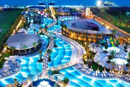 تصویر هتل کالیستا آنتالیا