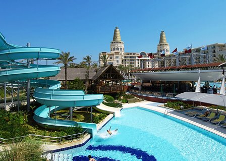 تصویر هتل دلفین دیوا آنتالیا