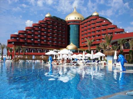 تصویر هتل دلفین پالاس آنتالیا