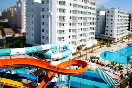 تصویر هتل لارا فامیلی کلاب آنتالیا