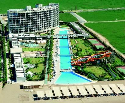 تصویر هتل کروانسرای کندو آنتالیا