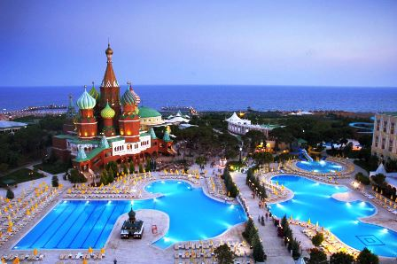 تصویر هتل وو کرملین آنتالیا