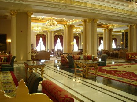 تصویر هتل مردان پالاس آنتالیا