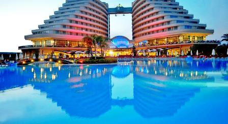 تصویر هتل میراکل ریزورت آنتالیا