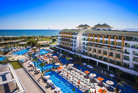 تصویر هتل پورت نیچر آنتالیا