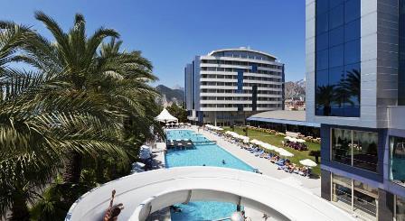 تصوير هتل پرتو بلو آنتاليا