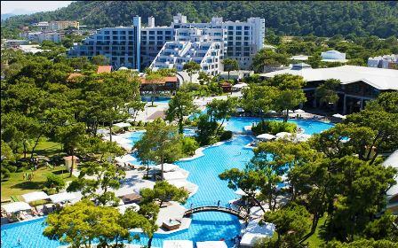 تصویر هتل ریکسوس سان گیت آنتالیا