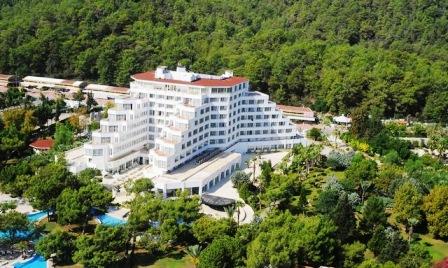 تصویر هتل رویال پالم آنتالیا