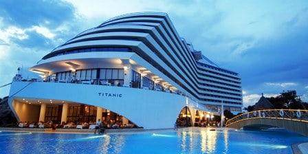 تصویر هتل تایتانیک بیچ آنتالیا