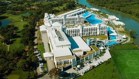 تصویر هتل تایتانیک دلوکس آنتالیا