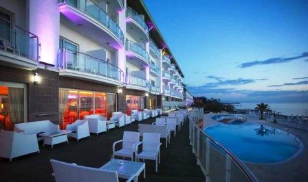 تصویر هتل یلکن بلو لایف آنتالیا