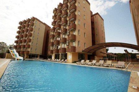 هتل لارا هاردیانوس آنتالیا