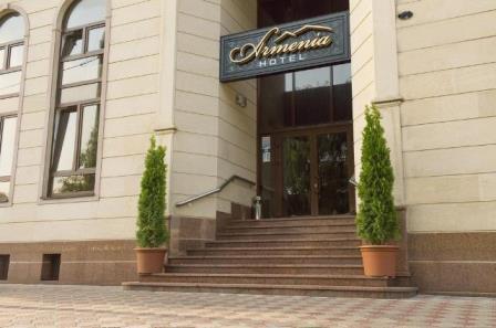 هتل آرمنیا روسیه