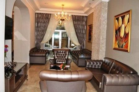 هتل باتامی ورلد پالاس گرجستان