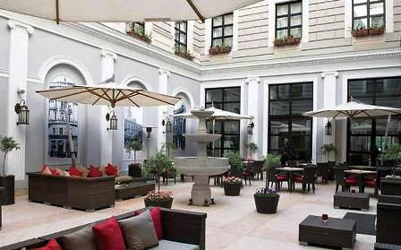 هتل ماریوت تفلیس گرجستان