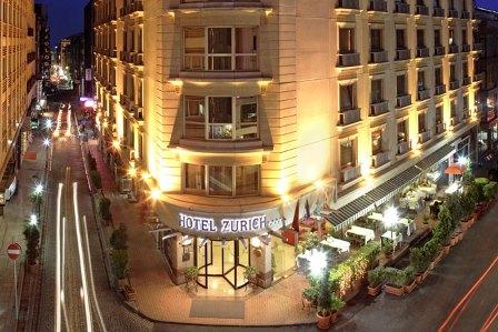 تصویر هتل ویلای زوریخ استانبول