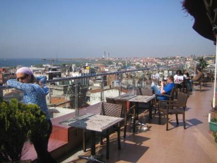 تصویر هتل گرند مادرید استانبول
