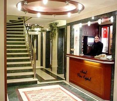 هتل پراکپیتال استانبول