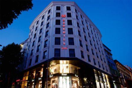 هتل دارک هیل استانبول