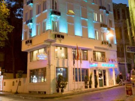 تصویر هتل گرند لیزا استانبول