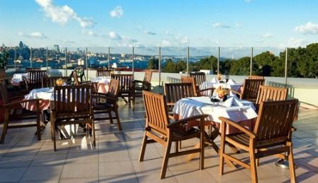 هتل پرینس استانبول