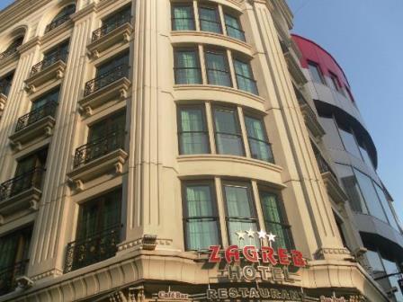 تصویر هتل زاگرب استانبول