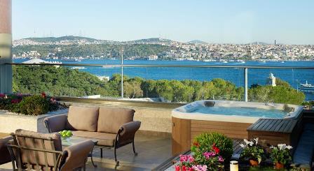 تصویر هتل ریتز کارلتون استانبول