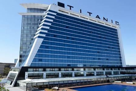 تصویر هتل تایتانیک پورت استانبول