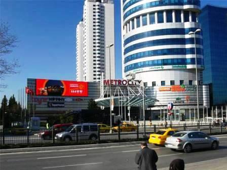 مرکز خرید متروسیتی استانبول