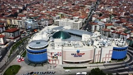 مرکز خرید کاله استانبول