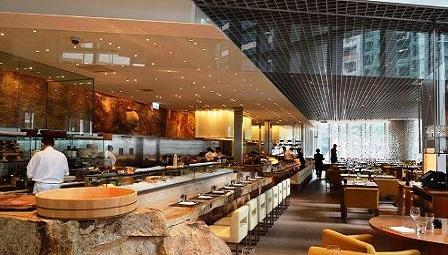 رستوران چانگا استانبول