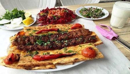 کباب خانه سلطان احمد استانبول