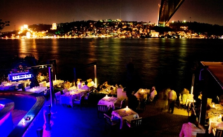 رستوران اولوس 29 استانبول