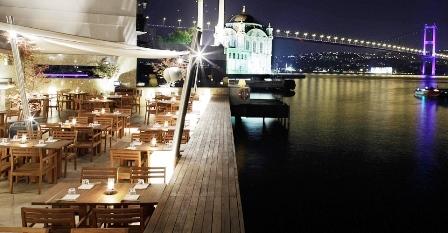 رستوران زوما استانبول