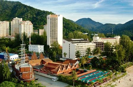 تصویر هتل هالیدی این ریزورت مالزی
