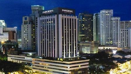 تصویر هتل پارک رویال مالزی