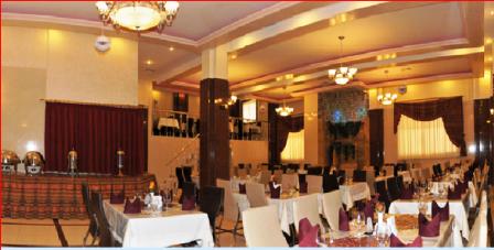 تصویر هتل عرش مشهد
