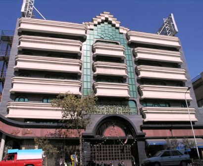 تصویر هتل نور مشهد