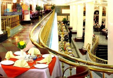 تصویر هتل الماس مشهد