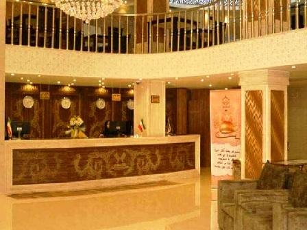 تصویر هتل هلیا مشهد