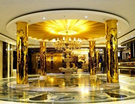 تصویر هتل زمرد مشهد