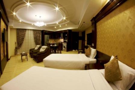 تصویر هتل کوثر ناب مشهد