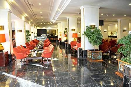 تصویر هتل هما 1 مشهد