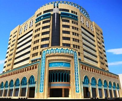 آشنایی کامل با هتل مدینه الرضا مشهد+ عکس ها