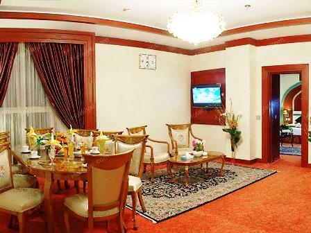 تصویر هتل مدینه الرضا مشهد