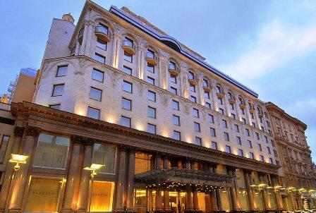 هتل آرارات پارک حیات مسکو روسیه